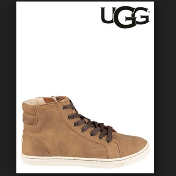 e70fe219d90 UGG Women's Gradie High-Top Sneakers [Sz: 9]